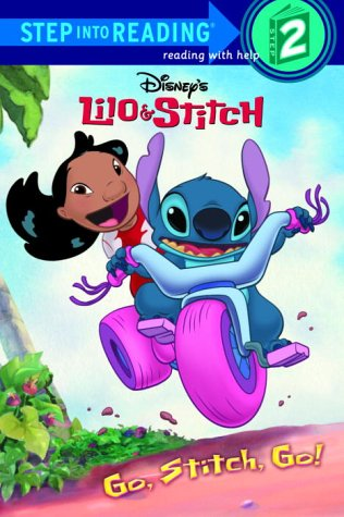 Go, Stitch, Go! (Step into Reading)の詳細を見る