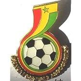サッカーエンブレムピンズ ガーナ代表~FIFAワールドカップ