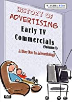 History of Advertising: Early TV Commercials 1 [DVD]