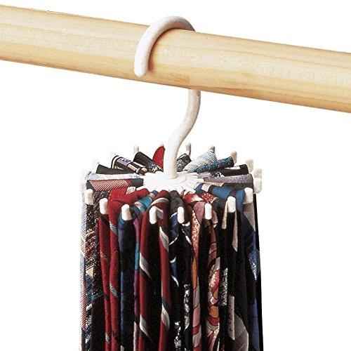 ネクタイ収納でクローゼットがキレイ!ネクタイハンガーのおすすめはどれ?
