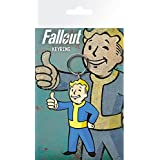 Fallout 4 Vault Boy Thumbs Up Keyring, Multi-Colour 【並行輸入品】