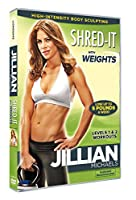 Jillian Michaels: Shred It Wit [Import anglais]