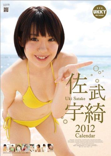 佐武宇綺 [2012年 カレンダー]