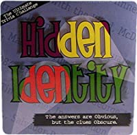 Reveal Entertainment Inc. Hidden Id Board Game