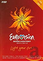 Eurovision Song Contest: Baku 2012 [DVD] [Import]