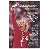 Goldengirl - 映画ポスター - 27 x 40