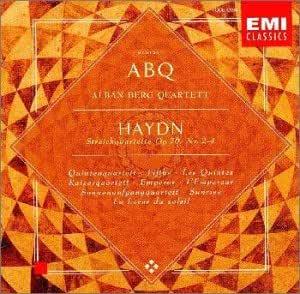 ハイドン:弦楽四重奏曲第76番「五度」/同第77番「皇帝」/同第78番「日の出」