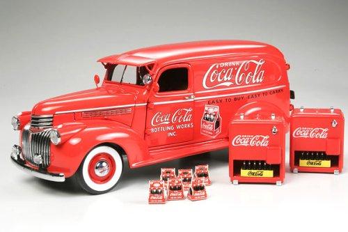 ダンバリーミント 1941年 コカ コーラ デリバリー トラック