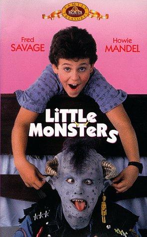 Little Monsters [VHS] [Import]