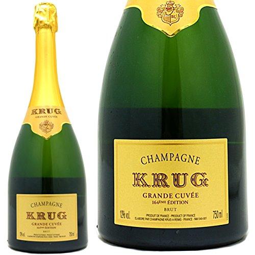 クリュッグ グランド キュヴェ エディション 164 シャンパン 750ml