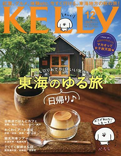 月刊KELLY(ケリー) 2018年 12 月号 [雑誌]
