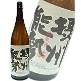 秋鹿 (あきしか) 摂州能勢 純米酒 1800ml