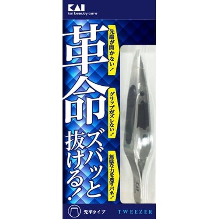 識別自動寸法キャッチャー毛抜き (先平 ) KQ3095