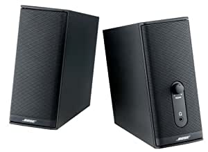 Bose Companion 2 Series II multimedia speaker system PCスピーカー ブラック