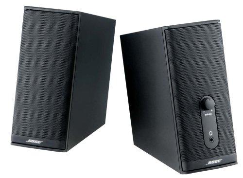 Bose Companion 2 Series II multimedia speaker system PCスピーカー ブラック