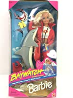 BAYWATCH BARBIE Doll with Dolphin & Accessories 1994 by Mattel [並行輸入品]