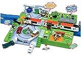 プラレール トミカと遊ぼう!DX踏切ステーション