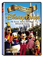Disney Parks: Secrets Stories & Magic Behind the [DVD] [Import]
