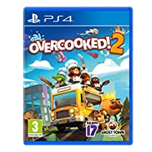 Overcooked 2 for PlayStation 4