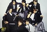 ポスター 関ジャニ∞ 集合 「KANJANI∞ LIVE TOUR 2008 ∞だよ!全員集合」 A全 -