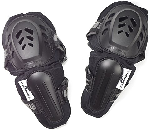 コミネ KOMINE バイク 肘プロテクター プロエルボーガードDX (左右セット) ブラック フリー 04-610 SK-610