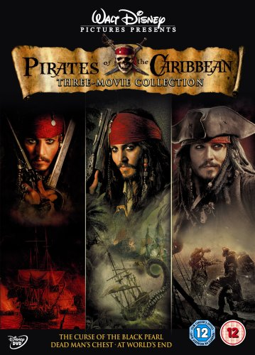 Pirates of The Caribbean Trilogy [Import anglais]