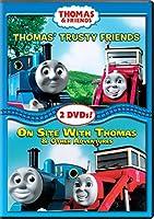 Thomas & Friends: Thomas Trusty Friends / On Site [DVD] [Import]