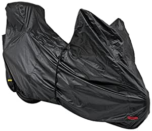 デイトナ(DAYTONA) バイクカバーブラックカバー スタンダード2 L ボックスタイプ 77521