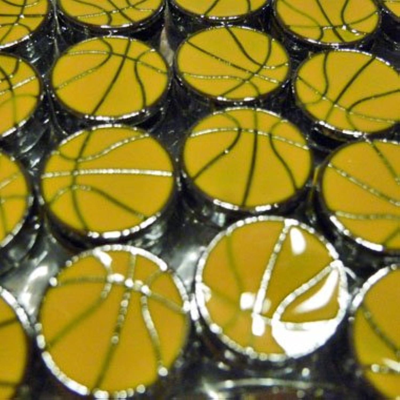 バスケ グラシアス DIYアクセサリー ミニバスケットボール 1個