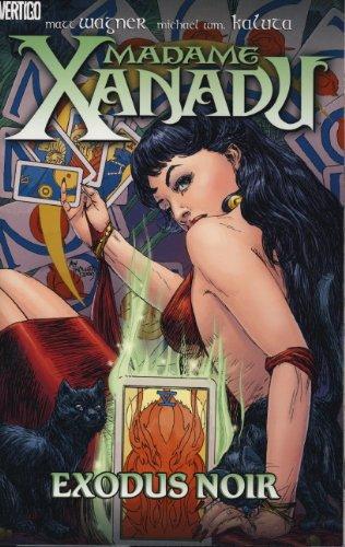 Madame Xanadu: Exodus Noir v. 2