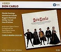 Verdi: Don Carlo (3CD) by Carlo Maria Giulini