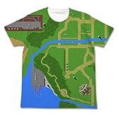XEVIOUS ゼビウスフルグラフィックTシャツ ホワイト サイズ:L