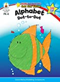 Alphabet Dot-to-dot Grades Pk-k: Gold Star Edition (Homeworkbooks)