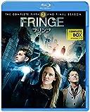 FRINGE/フリンジ 〈ファイナル・シーズン〉  コンプリート・セット(3枚組) [Blu-ray]