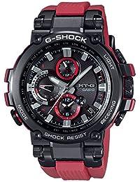 [カシオ]CASIO 腕時計 G-SHOCK ジーショック MT-G Bluetooth 搭載 電波ソーラー MTG-B1000B-1A4JF メンズ