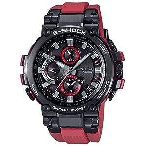 [カシオ]CASIO 腕時計 G-SHOCK ジーショック MT-G Bluetooth搭載 電波ソーラー MTG-B1000B-1A4JF メンズ