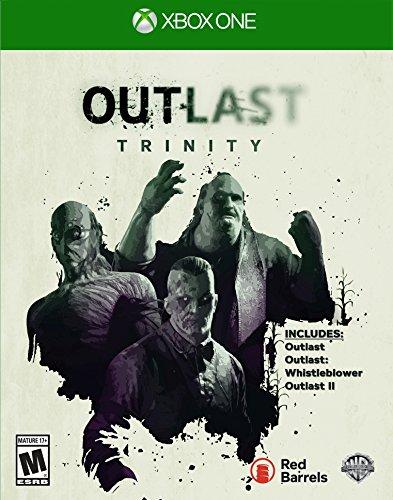 Outlast Trinity (輸入版:北米)
