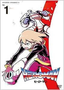 HEROMAN Vol.1(通常版) [DVD]