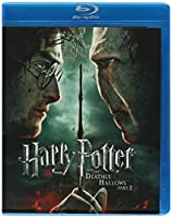 Harry Potter and the Deathly Hallows, Part 2 (Movie-Only Edition UltraViolet Digital Copy) [Blu-ray]