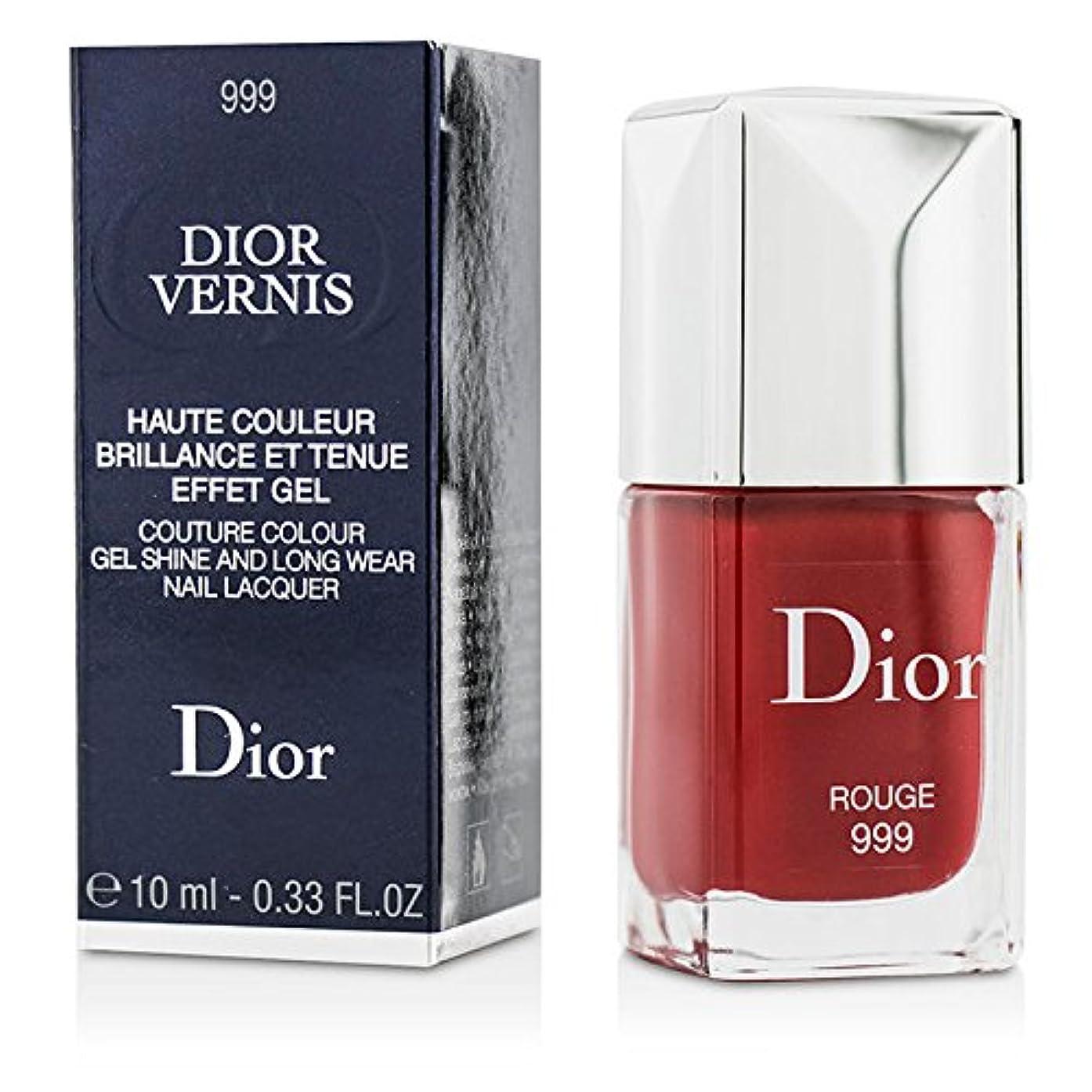 用量ケーブル鑑定ディオール[Dior]ディオールヴェルニ#999[並行輸入品]