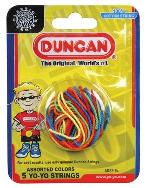 Duncan Yo Yo String Multi Color (5-Pack) 【You&Me】 [並行輸入品]