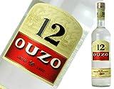 ウゾ12 OUZO12 700ml 40度 [並行輸入品] 箱なし