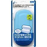 CYBER ・ セミハードケース ( PS Vita 用) ライトブルー