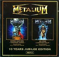 Millennium Metal Chapter 3 + 4