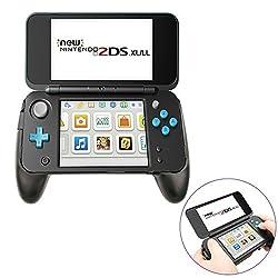 HEYSTOP Newニンテンドー2DS LL スタンド グリップ型スタンド ゲーミンググリップ 本機用ハンドル New Nintendo 2DS LL 専用 ゲームグリップ 任天堂 new 2ds ll
