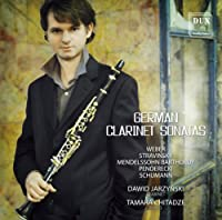 German Clarinet Sonatas