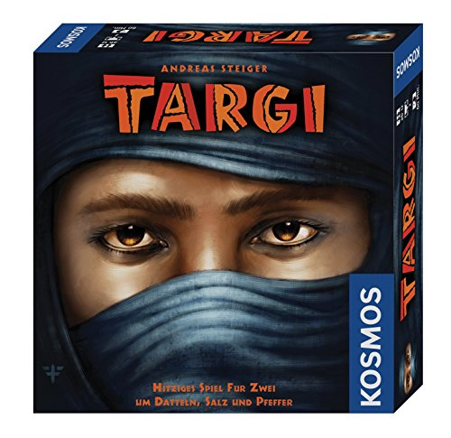 Targi: Klassiker für 2 Spieler