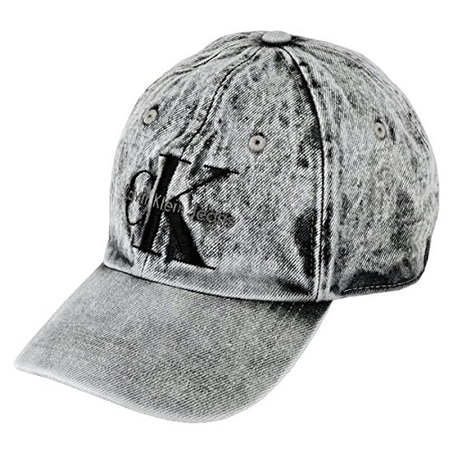 【カルバン・クライン】 Calvin Klein BASEBALL GR MOTIF ALL CAP 41EH912011 【並行輸入品】