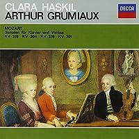 モーツァルト:ヴァイオリン・ソナタ第25番・第28番・第32番・第34番
