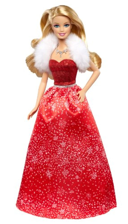 【バービー】Barbie 1 4 years Holiday Doll<import>ホリデードール